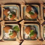 THE CATERING Zürich | Falafelspiess mit Minz - Joghurtsauce und Koriander